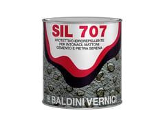 Idrorepellente siliconico protettivoSIL 707 - CROMOLOGY ITALIA