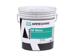 Idropittura superlavabile acril-silossanicaSIL WEISS - CAP ARREGHINI