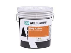 CAP ARREGHINI, SIL96 ACTIVE Pittura opaca per esterno silossanica