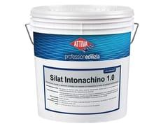 Rivestimento acrilsilossanico a spessore antialga con aspetto di intonachinoSILAT INTONACHINO 1.0 - BOERO BARTOLOMEO