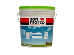 Excellent wet scrub resistance and wall top coats