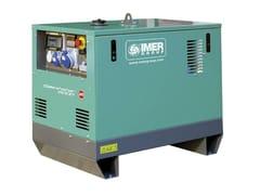 Generatore dieselSILENTSTAR MONOFASE DIESEL - IMER INTERNATIONAL
