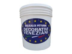Pittura alla calce e silicatoSILICALCE PITTURA - TONACHELLO - ORSAN INTERNATIONAL