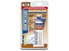 Silicone sigillante ideale per vetri e specchiSILICONE SPECCHI| Blister - SARATOGA INT. SFORZA