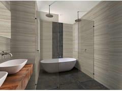 ESTIMA CERAMICA, SILK Pavimento/rivestimento in granito ceramico effetto marmo