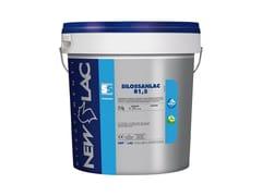 Rivestimento minerale a base di resine silossanicheSILOSSANLAC BIANCO - NEW LAC