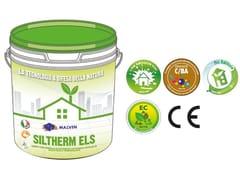 Idropittura minerale elastomerica silossanica antialgaSILTHERM ELS - MALVIN