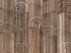 Rivestimento tridimensionale in legnoSILVER - WONDERWALL STUDIOS