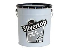 Vernice protettiva a base di alluminioSILVERTOP - CIMAR PRODUZIONE