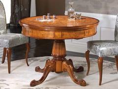 Tavolo rotondo in legno masselloSILVIA | Tavolo - ARVESTYLE