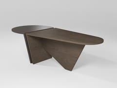 Tavolo in legno impiallacciatoSIMONE - BAREL