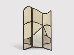 Paravento in vetro a specchioSIMONE - KOKET