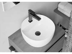 Lavabo rotondo in ceramicaSINDY | Lavabo rotondo - BLOB