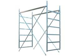 Trabattelli e scale per cantieri