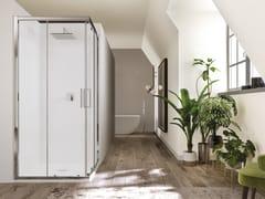 WEISS-STERN, SIRIO 2.0 Box doccia con porta scorrevole
