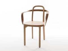 SIRO+ | Sedia con braccioli