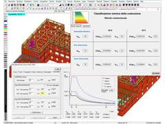 Software per la classificazione del rischio sismicoSISMABONUS - CDM DOLMEN