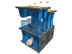 Vasca, cisterna e serbatoio per opera idraulicaSISTEMA AZBOX NIDAPLAST | Vasca, cisterna e serbatoio per opera idraulica - GREENPIPE