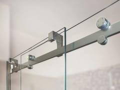 Nuova Oxidal, SISTEMA DOCCIA Kit per box doccia in metallo