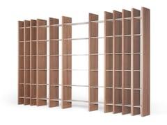 Libreria componibile in legnoSISTEMA PARERE 1 | Libreria - N.E.W.S