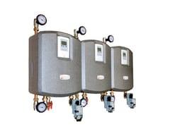 Sistemi in cascata per produzione acqua calda sanitariaSistemi per produzione acqua calda - EMMETI
