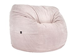CORD VELOURS BEAN BAG