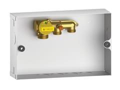 Collettori K2 abbinabili a scatola metallicaSK - TECO