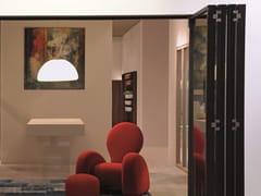 Porta-finestra a libro in legnoSKYLINE BIFOLD - CARMINATI SERRAMENTI