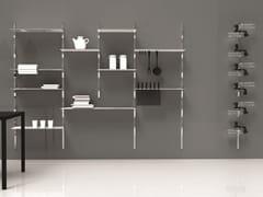 Sistema boiserie modulare per cucinaSKYLINE CUCINA - COSMA