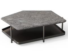 Tavolino in marmo da salottoSKYLINE LOW T   Tavolino - GIORGETTI