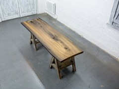 Piano per tavoli in querciaSLAB 007/16 - EDWOOD
