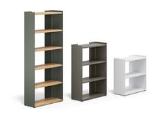 Libreria ufficio a giorno autoportanteSLIDE | Libreria ufficio - RENZ