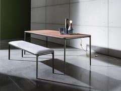 Tavolo rettangolare in legno SLIM WOOD | Tavolo rettangolare - Slim