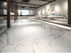Inalco, SYROS Pavimento/Rivestimento in gres porcellanato effetto marmo