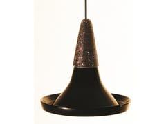 LAMPADA A SOSPENSIONE A LED IN CERAMICA CON CRISTALLI SWAROVSKI®SMALL LIGHT CRYSTAL 04 - NEO DESIGN STUDIOS?