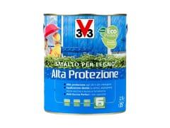 Smalto protettivo per legno ad alta protezioneSMALTO PER LEGNO - V33 ITALIA