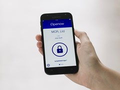 App per controllo accessiSMARTAIR™ OPENOW - ASSA ABLOY ITALIA