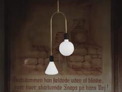 Lampada da soffitto a LED in ottoneSMITH | Lampada da soffitto - CATTANEO ILLUMINAZIONE