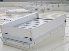 Evacuatore di fumo e calore a ventilazione naturaleSMOKE LAME™ TT - CAODURO