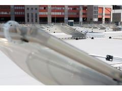 Evacuatore di fumo e calore a ventilazione naturaleSMOKE OUT® - CAODURO