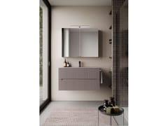 Mobili bagno con specchioSMYLE 01 - BLOB
