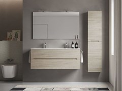 Mobili bagno con specchioSMYLE 02 - BLOB