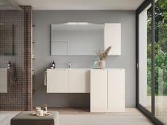 Mobili bagno con specchioSMYLE 03 - BLOB