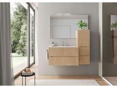 Mobili bagno con specchioSMYLE 04 - BLOB