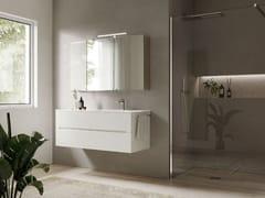 Mobili bagno con specchioSMYLE 05 - BLOB