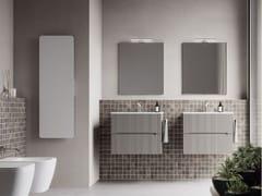 Mobili bagno con specchioSMYLE 08 - BLOB