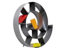 Mobile porta CD sospeso in lamieraSNAIL - KARE DESIGN