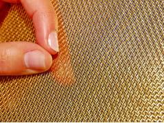 Rete e tela metallica in ottoneSNAKE GOLD - DORSTENER DRAHTWERKE