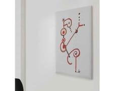 Pannello decorativo acustico in tessuto SNOWSOUND ART | Pannello decorativo acustico - Snowsound
