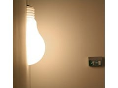 Lampada da parete in polietilene°1/2SO1 - EDEN DESIGN